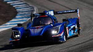 Hours Of Six Flags Toyota Grabs Top Two Spots In Weather Plagued Rain Shortened Wec