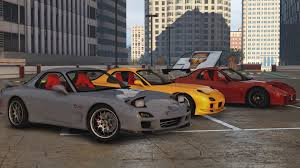 mazda supercar mazda rx 7 spirit r type a add on gta5 mods com