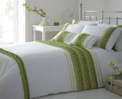 Amazon Bedding Bedding Set Amazing White And Green Bedding Amazon Com Fancy