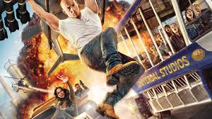 fast u0026 furious attraction revs up backlot tour at universal
