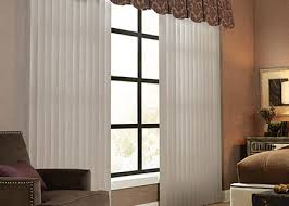 Vertical Blinds Room Divider Graber Artisan Drapery And Drapes K To Z Window Coverings