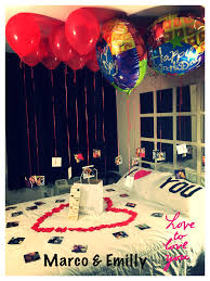 birthday balloons for him birthday ideas for boyfriend at home birthday cake ideas