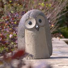 garden owl owl garden stones pictures photos and images for