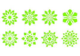 islamic ornament symbols free vector stock