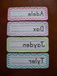 student name tags for desks animal print student name tags these student name plates will look