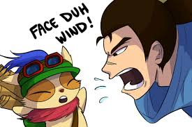 Duh Meme Face - league of legends face the wind by kittyconqueso on deviantart