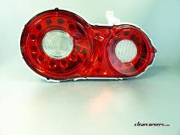 nissan gtr tail lights 09 14 nissan r35 gt r u2014 twin ring dual led tail lights