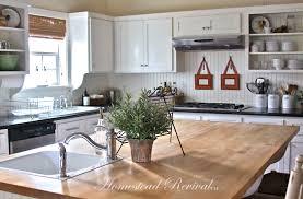 Homestead Kitchen Homestead Revival Farmhouse Kitchen