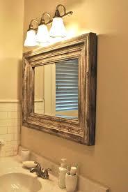 vintage bathroom mirrors vintage bathroom wall mirror design