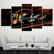 online buy wholesale guitar canvas prints from china guitar canvas