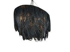 Leather Chandelier High Thorn South African Design Pinterest Chandeliers