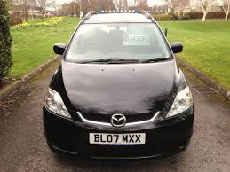 mazda car value second hand mazda 5 1 8 ts2 5dr great value 7 seater for sale