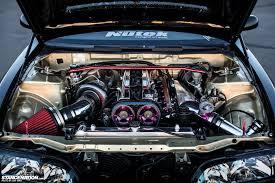 custom nissan 240sx s14 one spirit four souls eddie u0027s 2jz powered nissan 240sx