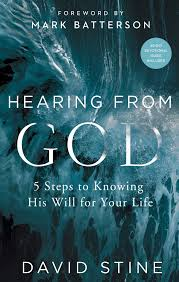 hearing from god 5 steps to knowing his will for your life david
