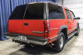 chevrolet suburban red 1996 chevrolet suburban 2500 cheyenne 4x4 northwest motorsport