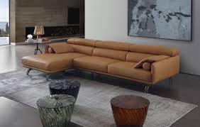 calia italia canapé en cuir canapé contemporain en cuir 3 places avec repose tête