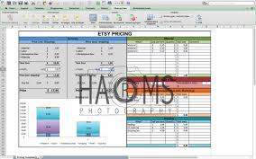 Pricing Spreadsheet Template Pricing Template Excel Spreadsheet To Calculate Your Price From