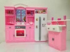dollhouse furniture kitchen mattel dollhouse furniture my fancy kitchen play set