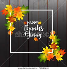 thanksgiving day celebrated on stock vector