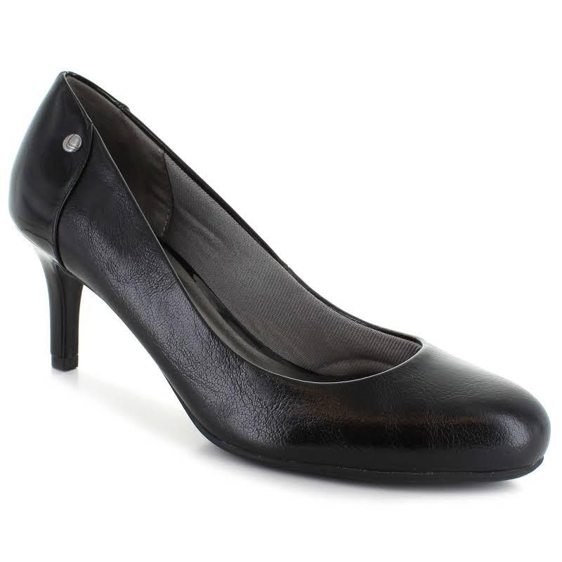 LifeStride Lively Heels Black- Womens