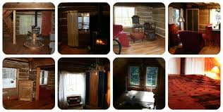 Log Cabin Interior Doors How To Renovate A Heritage Log Cabin Interior Diy Style