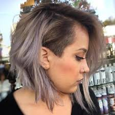 50 inspired short lob haircut 50 women s undercut hairstyles to make a real statement long bob