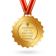 top 75 knitting youtube channels for knitters