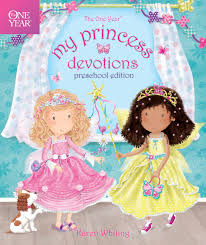 tyndale com the one year my princess devotions