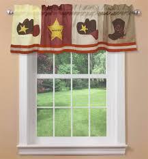 Cowboy Curtain Rods by My World Classic Sports 70 U0027 U0027 Curtain Valance Walmart Com