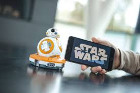 bb 8 app enabled droid built sphero