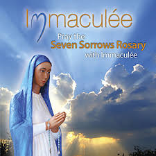 rosary cd rosary of the 7 sorrows of cd by immaculee ilibagiza www