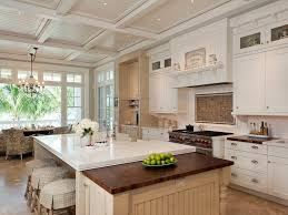 recessed lighting red flat panel cabinets black countertop wood recessed lighting red flat panel cabinets black countertop wood islbeige tile floors white barstools stove islred accents