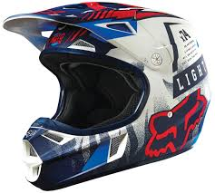 fox helmets motocross fox bmx helmet fox v1 vicious kids helmet helmets motocross blue