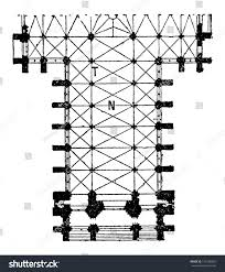 100 floor plan of gothic cathedral the cathedral church of
