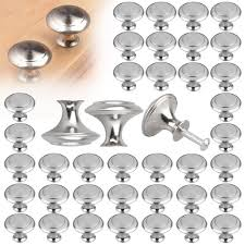 where to buy kitchen cabinet door knobs 40 20pcs kitchen cabinet heavy pull knobs brushed nickel cabinet knobs cupboard door knobs kitchen hardware pull knobs for bathroom drawer