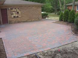 Large Pavers For Patio by What Is A Paver Patio Pleasing Cheap Pavers Renate