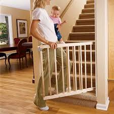 Baby Gates For Bottom Of Stairs With Banister Regalo Top Of Stairs Baby Gate 26