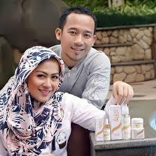 shanty istri denny cagur mengakui kualitas produk perawatan hasna