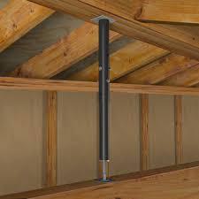 mesmerizing basement floor support post failure basements ideas
