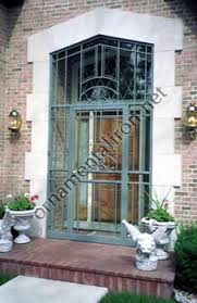 mueller ornamental iron s custom forged entry doors for