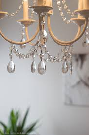 Chandelier Magnetic Crystals Dining Room Mesmerizing Chandelier Crystals For Home Lighting