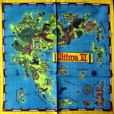 Worlds Map by Beautiful Maps Of Game Worlds That You U0027ll Never Forget U2013 Part 1