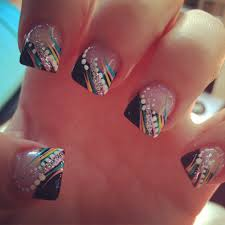 french tip design nails image collections nail art designs