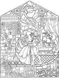 free coloring pages printables belle disney crafts beast