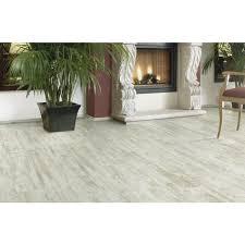 White Vinyl Plank Flooring Supreme Elite Freedom Gold Series Denali Peaks