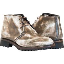 jules brown spray paint desert chukka boots paolo shoes