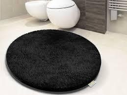 Black Bathroom Rug Black Bathroom Rug Complete Ideas Exle