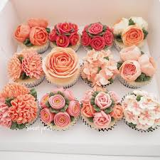 cupcake flowers ready cupcakes desserts cake and