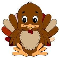 adorable turkey clipart clipartxtras