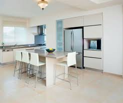kitchen room contemporary kitchen layout model white wall